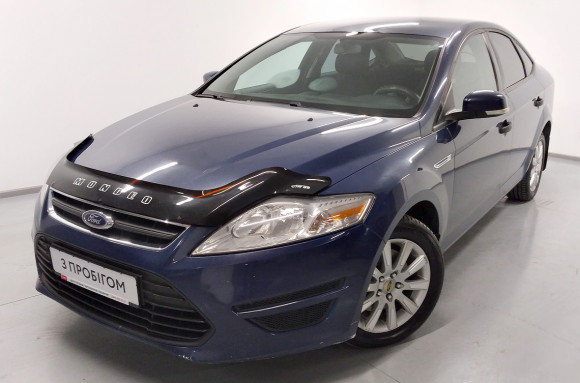 Фото Ford Mondeo 2011 года