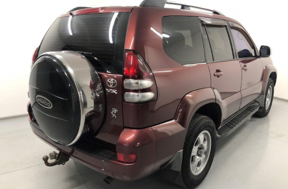 Фото Toyota LAND CRUISER PRADO 2003 года
